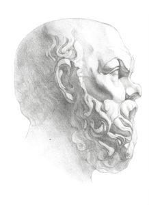 Сократ. Профиль 2