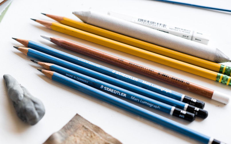 курсы рисования карандашом для начинающих