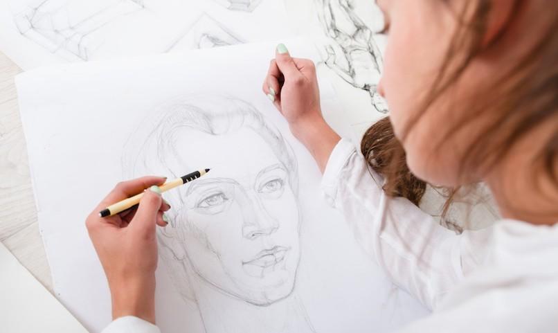 курсы рисования скетчей для начинающих