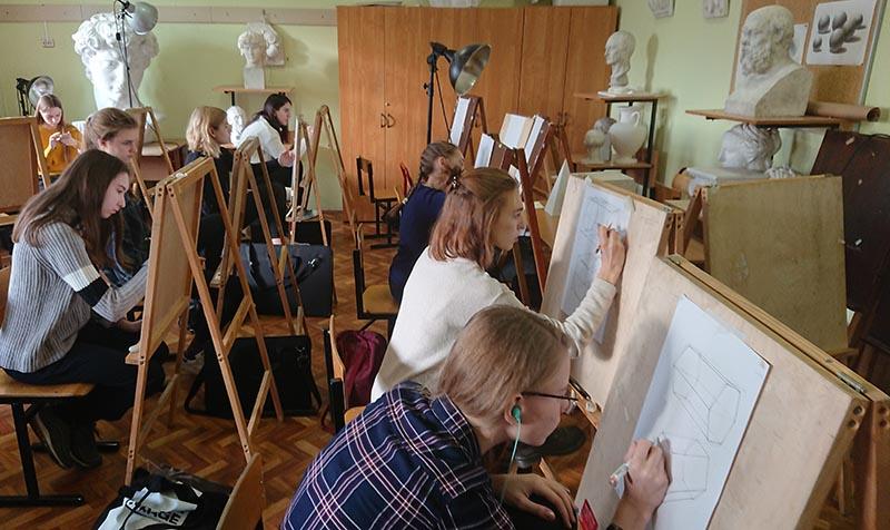 бесплатные уроки рисования для начинающих взрослых